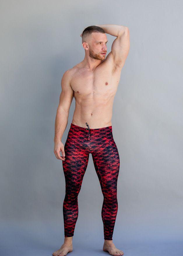 Crimson Sea Legging