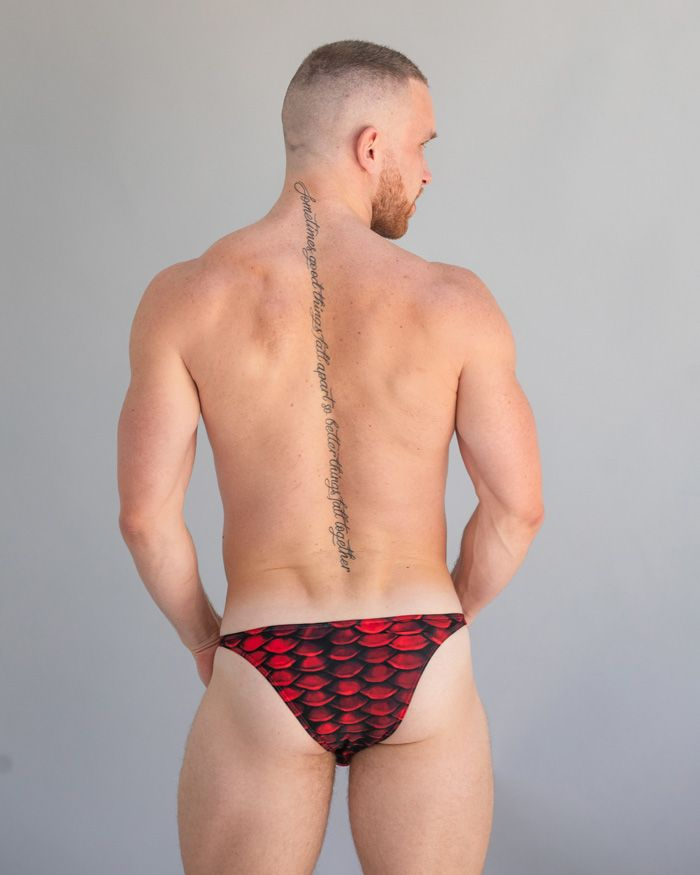 Red Sea Enhancing Pouch Bikini